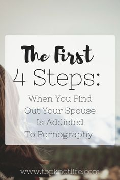 The First 4 Steps: W