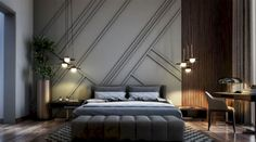 Ideas and Inspiration for Modern Bedroom Furniture Design
