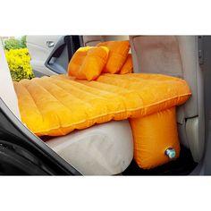 Sondpex Multi-functional In-Car Air Bed Set (Silver)