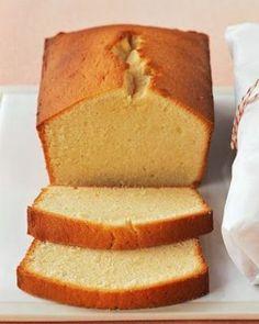 Cream-Cheese Pound Cakes-This is a heavy, dense, extremely good pound cake..