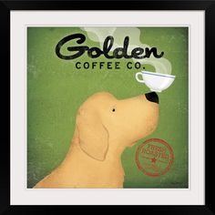 Golden Dog Coffee Co- Ryan Fowler