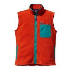 Patagonia Men's Karstens Fleece Vest