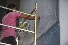 Image result for ruben carrasco art genova Contemporary Art, Street Art, Sculpture, Modern, Artwork, Painting, Image, Trendy Tree, Work Of Art