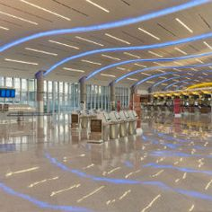 Acuity Brands Illuminates LEED Certified Atlanta Airport Terminal