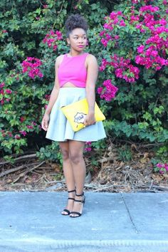 StyleLust Pages: PINK on PINK on PINK