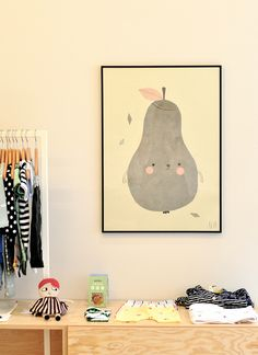 tiny. store // fine little day print