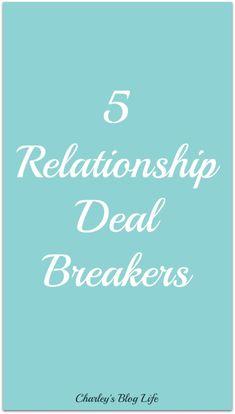 Common deal breakers dating simulator