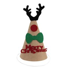 Chen Christmas Reindeer Snowman Adult Kid Pet Prop Photo Hat Home Party Decor (Coffee) -- SPECIAL OFFER AHEAD! : Free Home and Kitchen