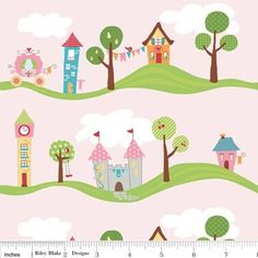 Sandra Workman Designs - Happy Ever After - Main in Pink