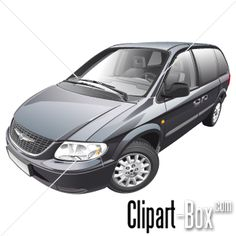 CLIPART CHRYSLER TOWN AND COUNTRY