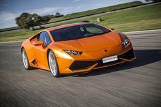 Lamborghini Huracan chega a 2016 ainda melhor!