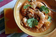 Shrimp korma recipe