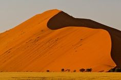 Remember riding quads through these dunes in Africa?