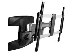 """#DailyDeal 6/27 to 6/30/14: 20% off Full Articulating #TV Wall #Mount for Most 37"""" to 70"""" Flat Panels, UL Certified for only $93.73    This high quality Monoprice mount bracket supports adjustments in three dimensions; it can be swiveled ±60°, can be tilted ±15°, and can be rotated ±3°, for final leveling adjustments."""
