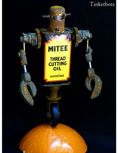 Mitee Man by Tinkerbots, via Flickr
