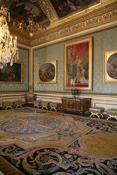 Chateau de Versailles Detail, King's & Queen's State Apartments