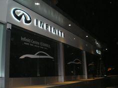 İnfiniti Centre İstanbul Cam Giydirme