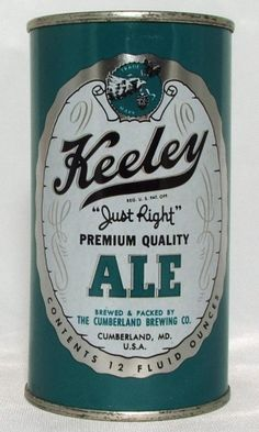 Keeley Ale - Steel Canvas