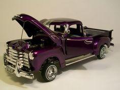 Chevy truck.