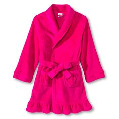 Girls' Robe - Pink Circo™