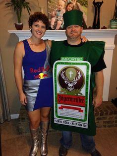 db2b71a18286d8cecdde1b473eea0e79.jpg (736×981)  sc 1 st  Pinterest & Coolest Jager Bomb Couple Halloween Costume | Halloween | Pinterest ...