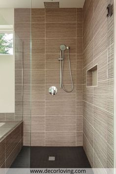 Designing a bathroom shower is no easy task. Choosing a good shower enclosure that is both functional and affordable in price is even less so.  #BathroomShower #BathroomInterior #Bathroomshowerdesigns #BathroomDecor #Showertiles #BathroomRemodel