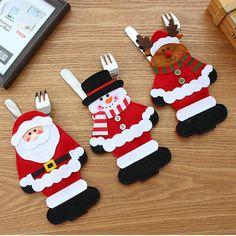 Material:Felt cloth Color: Tree Heart Santa Claus Elk Package Includes:1pcs
