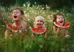 "What would Stymie (or Caruso) say?  ""Let's wash our faces"" in watermelon - and joy!"