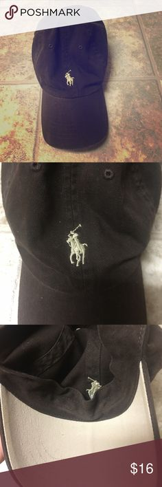 Brown Polo By Ralph Lauren Hat Never worn • men or women • would be a great gift Polo by Ralph Lauren Accessories Hats