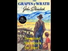 the grapes of wrath by john steinbeck epub torrent