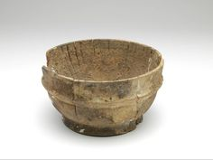 Wood Bowl, 1500-1600