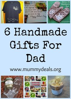6 Handmade Gifts For