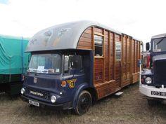 Bedford Horsebox, Great Dorset Steam Fair 2015 by P.Ditchfield