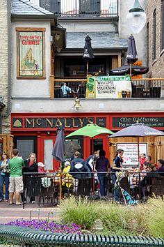 NcNallys Irish Pub, St Charles, IL