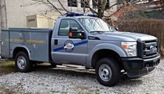 Kentucky State Police Ford F-250 Crime Scene Response Unit