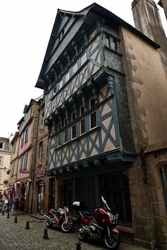 Quimper, Bretagne/France.