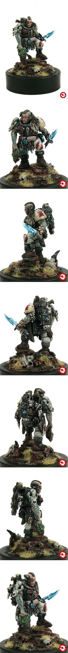 Space Wolves scout