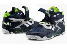 Reebok Pump PayDirt, yeah this is going to happen.