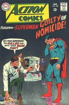 Superman Being a Jerk