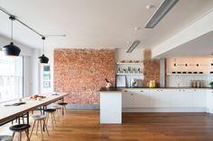 Meet the Designer: Sarah Ellison of Frank & Faber Retro Furniture, Antique Furniture, Blog Design Inspiration, Kitchen Board, Mid Century Furniture, Sweet Home, Interior, Table, Meet