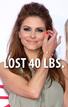 Maria Menounos came by The View to talk about her new book, The Every Girl's Guide To Diet And Fitness, and to show Sherri and Jenny how she lost 40 pounds. http://www.raspberryketone.website/ /the-view/the-view-interviews/view-maria-menounos-every-girls-guide-diet-exercise/