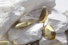 Faber - Modern stoneware on Behance Jewellery Advertising, Creative Industries, Stoneware, Behance, Desk, Modern, Platform, Food, Desktop