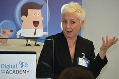 Patrizia Berto, Vice President e Amministratore Delegato Italia di La-ser Analytica. #D4Amalattierare #D4A