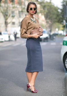 Le 10 tendenze street style da copiare subito, catturate alla fashion week di Milano / Street style / moda / Home page - Cosmopolitan