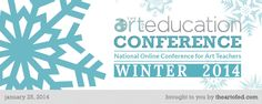 online art teacher's conference.  Use for professional development credit?