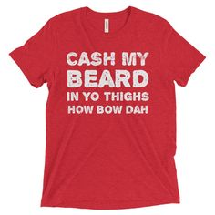 Cash My Beard