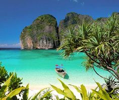 Thailand... I would love to vacation here!