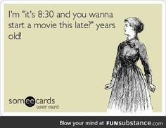 My age...