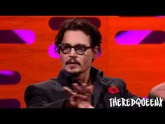 Johnny Depp Ricky Gervais on the Graham Norton show Watch all of them. anything with Johnny Depp and Ricky Gervais in the same room is excellent. Pleasing People, Norton Show, Johny Depp, Ricky Gervais, Carey Mulligan, Bbc America, Hollywood Icons, Big Love, Tv On The Radio