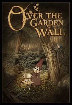 Over the Garden Wall is one of my favourite cartoons, a miniseries at only 10 episodes, 10 minutes each. It is very dark and eerie, incredibly written with a gripping plot, and it has won many awards - all within the confines of ten small episodes. I gained a lot of inspiration from this, and I wanted to create something short for my FMP with similar dark concepts.